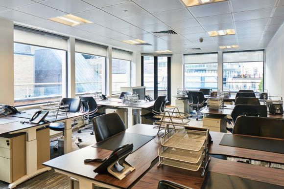 Serviced Offices In Lime Street Fenchurch EC3M 7AT Reference 2778
