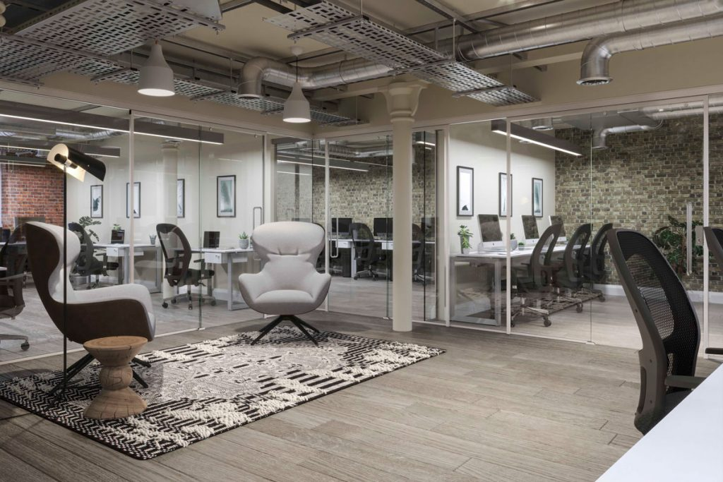 Serviced Office London Meeting Rooms