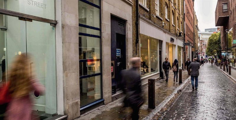 Serviced Offices In Neal Street Covent Garden Wc2h 9ql Cos