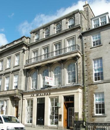 George Street Edinburgh Listed Building