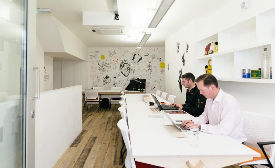 Serviced Offices In Dean Street, Soho, W1D 4QF